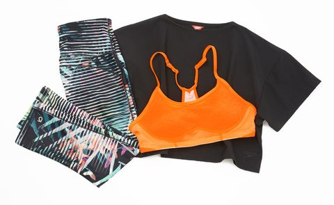 Product, Sleeve, Sportswear, Orange, Carmine, Logo, Baby & toddler clothing, Sleeveless shirt, Active shirt, Vest,