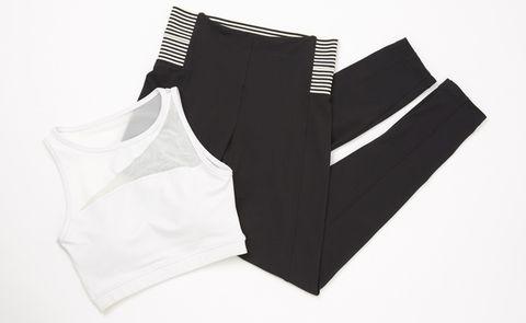 White, Clothing, Trousers, Formal wear, Sportswear,