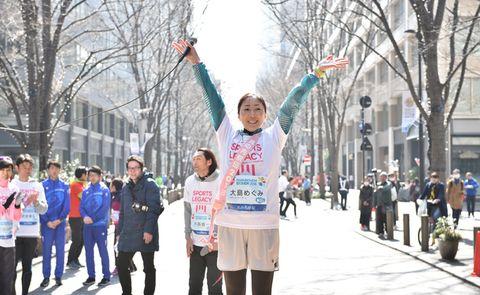 People, Recreation, Pedestrian, Running, Marathon, Tree, Architecture, Event, Photography, Exercise,