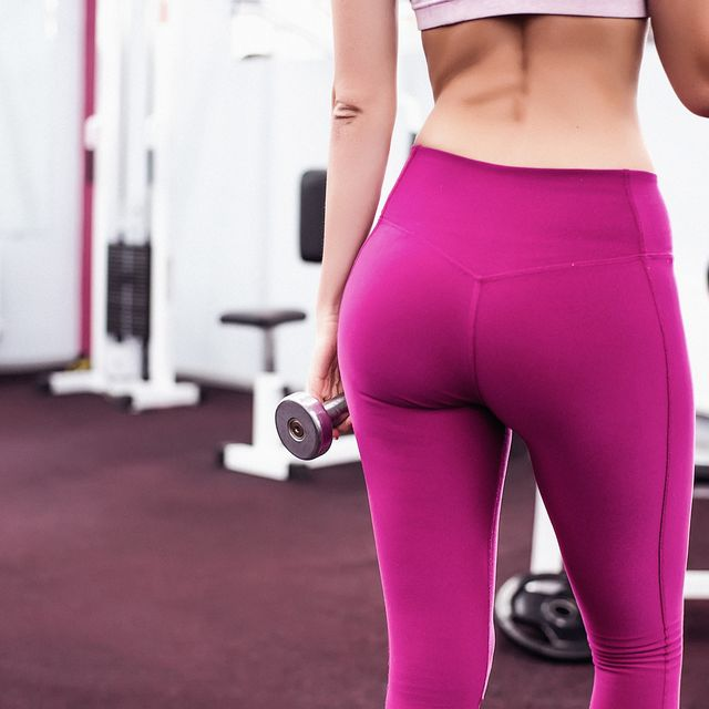 Clothing, Sportswear, Active pants, Pink, Waist, Leg, Tights, Leggings, Trousers, Thigh,