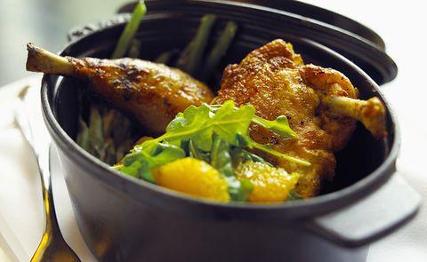 Dish, Cuisine, Food, Ingredient, Meat, Produce, Recipe, Confit, Comfort food, Fried food,