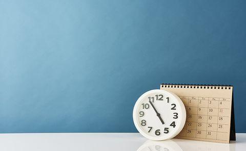 Calendar, Clock, Alarm clock, Furniture, Number,
