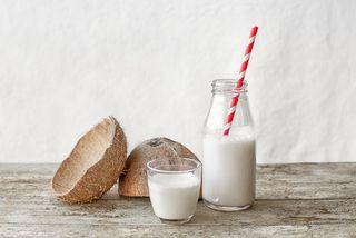 効果 ココナッツ ミルク