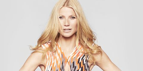 Gwyneth Paltrow Marie Claire February cover