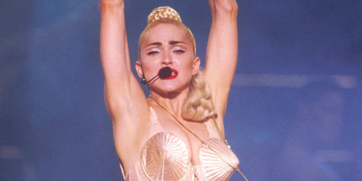 The Best Madonna Workout Video You'll Ever See