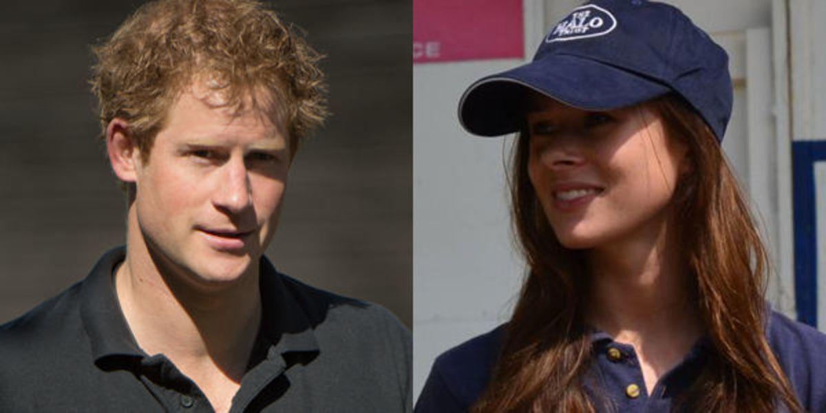 Meet Prince Harry's Lovely New Girlfriend