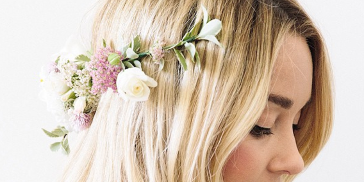Trending Now: Flower Crowns