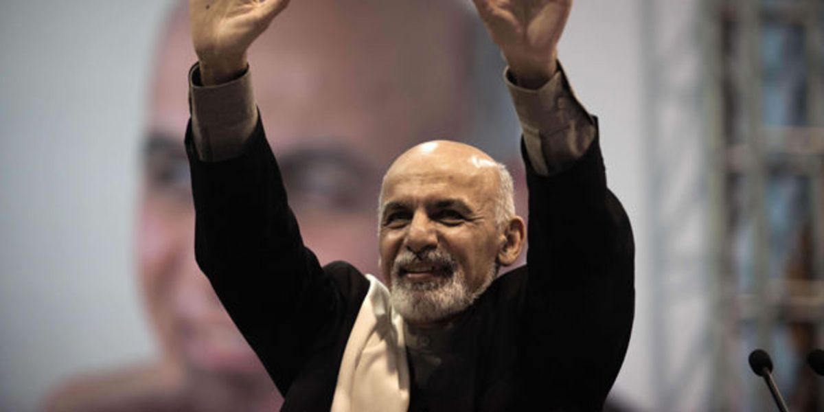 Afghanistan's President Elect Vows To Bring Equal Rights For Women