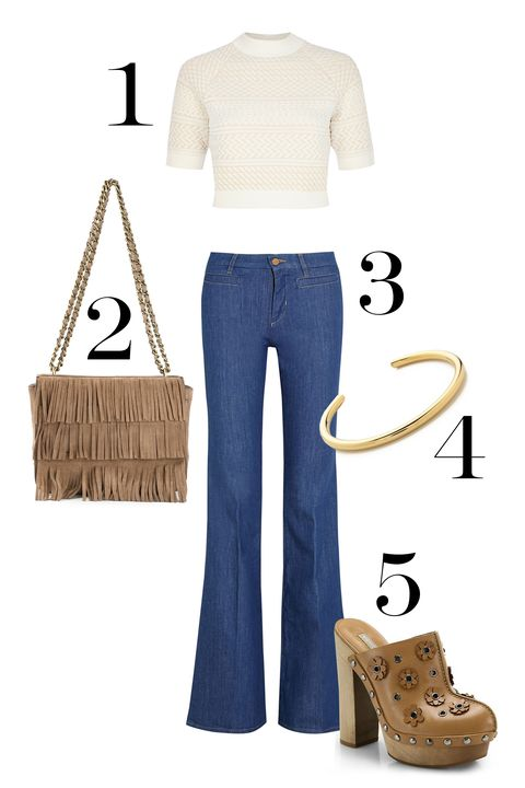 Denim, Jeans, Pocket, Tan, Beige, High heels, Boot, Sandal, Clog, Foot,