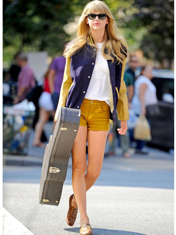 Taylor Swift Style Evolution , Taylor Swift Fashion Through