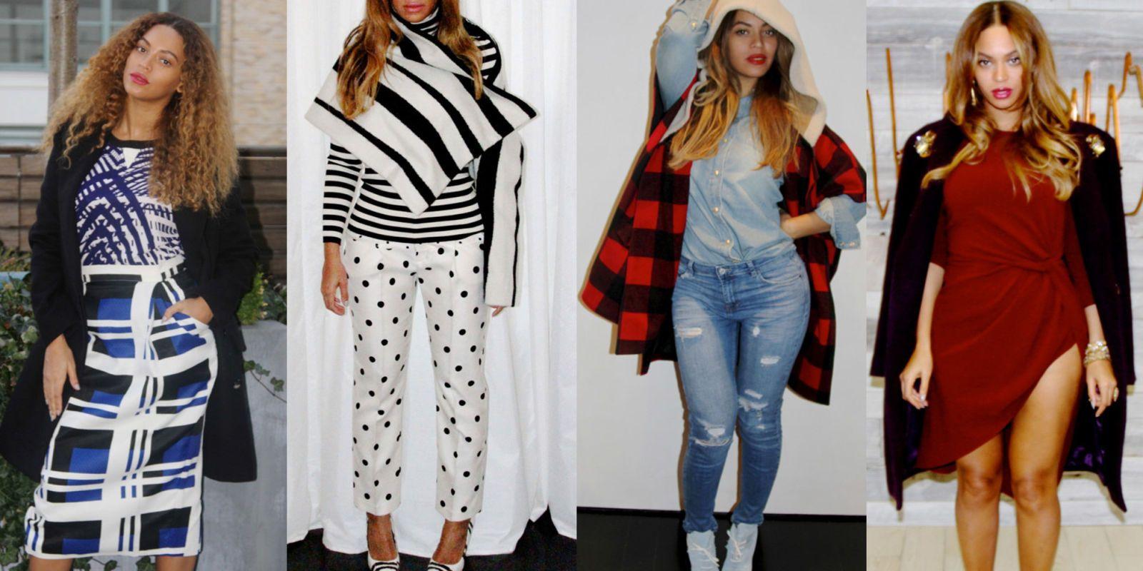 Beyonce fashion style 2018 93