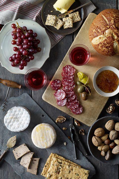 Food, Dishware, Ingredient, Serveware, Tableware, Dish, Plate, Produce, Meal, Cuisine,