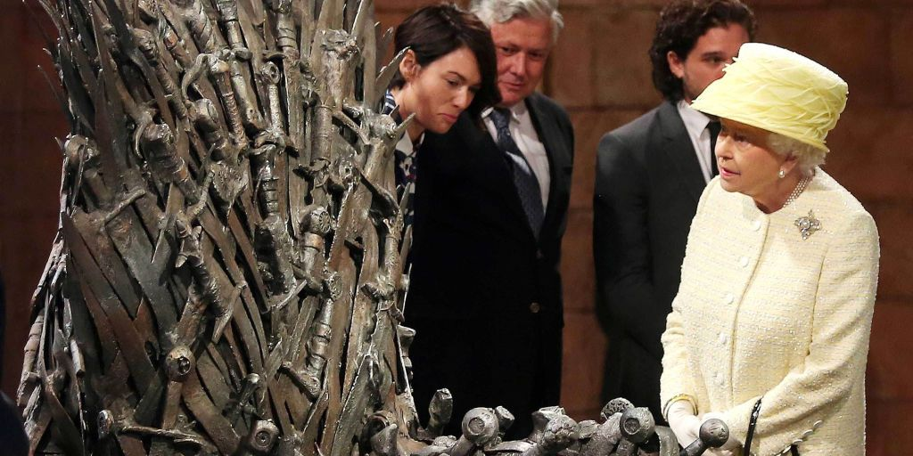 The Queen Name-Drops 'Game of Thrones,' Internet Loses It