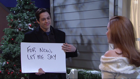 SNL Love Actually parody