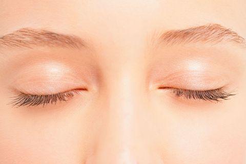 Eyebrow, Face, Eyelash, Eye, Skin, Nose, Forehead, Beauty, Close-up, Organ,