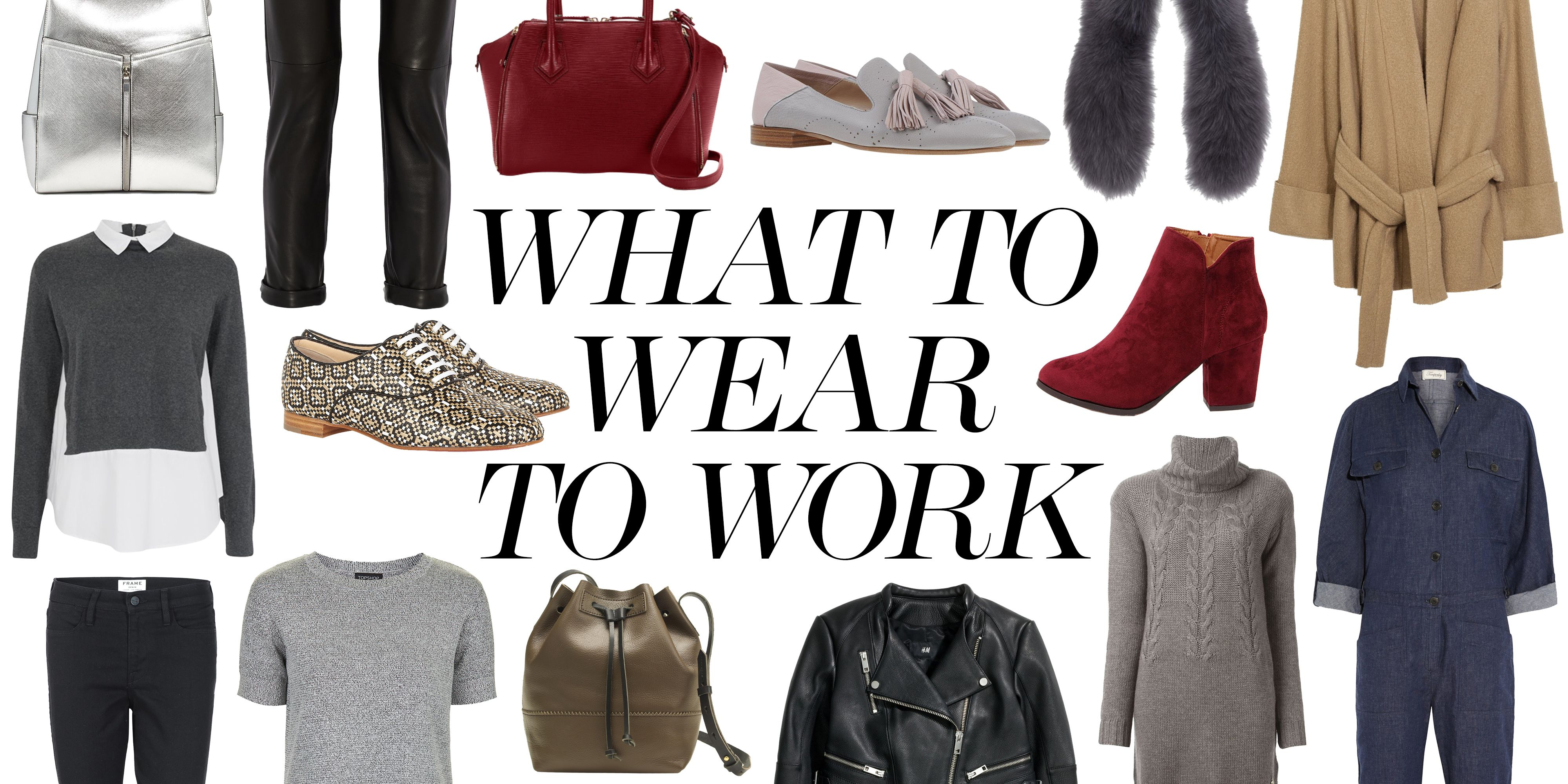 30db7798c4736 image. Fashion. Dec 23, 2014. What to Wear to Work When Nobody ...