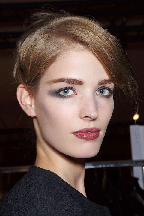 Face, Head, Nose, Mouth, Lip, Hairstyle, Eye, Chin, Forehead, Eyelash,