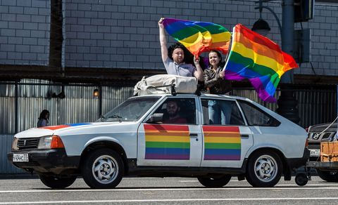 Russian LGBT rights