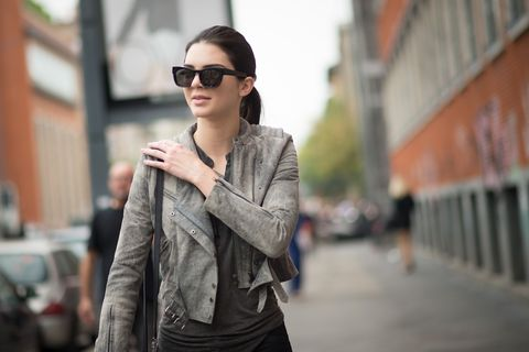 Clothing, Eyewear, Glasses, Vision care, Sleeve, Sunglasses, Outerwear, Fashion accessory, Style, Street fashion,