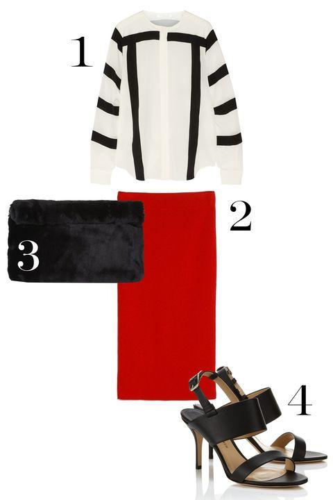 Sleeve, Collar, High heels, Sandal, Beige, Tan, Bag, Leather, Clothes hanger, Apron,