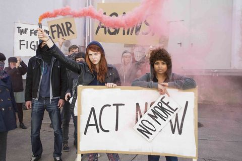 These Will Be the Biggest Feminist Issues of 2015