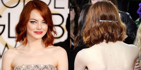 Hairstyle, Shoulder, Style, Beauty, Eyelash, Back, Neck, Brown hair, Strapless dress, Hair coloring,