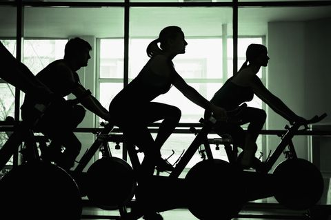 Why We Cry in Spin Class