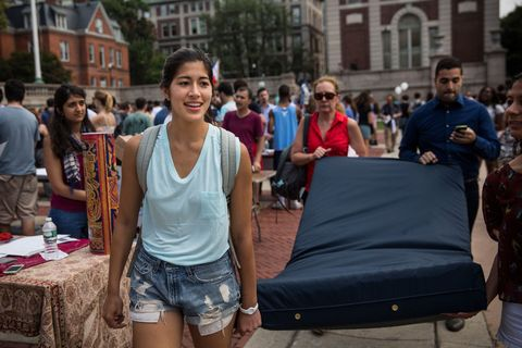 Columbia University Sexual Assault Activist Emma Sulkowicz Will Be at Tonight's State of the Union Address