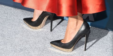 Footwear, Shoe, High heels, Fashion, Tan, Basic pump, Foot, Court shoe, One-piece garment, Leather,