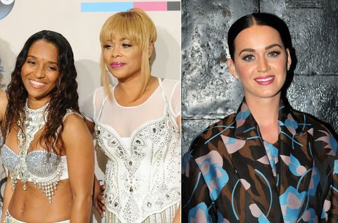 Katy Perry Donates $5K to TLC's Kickstarter, Gets a Slumber Party with T-Boz in Return
