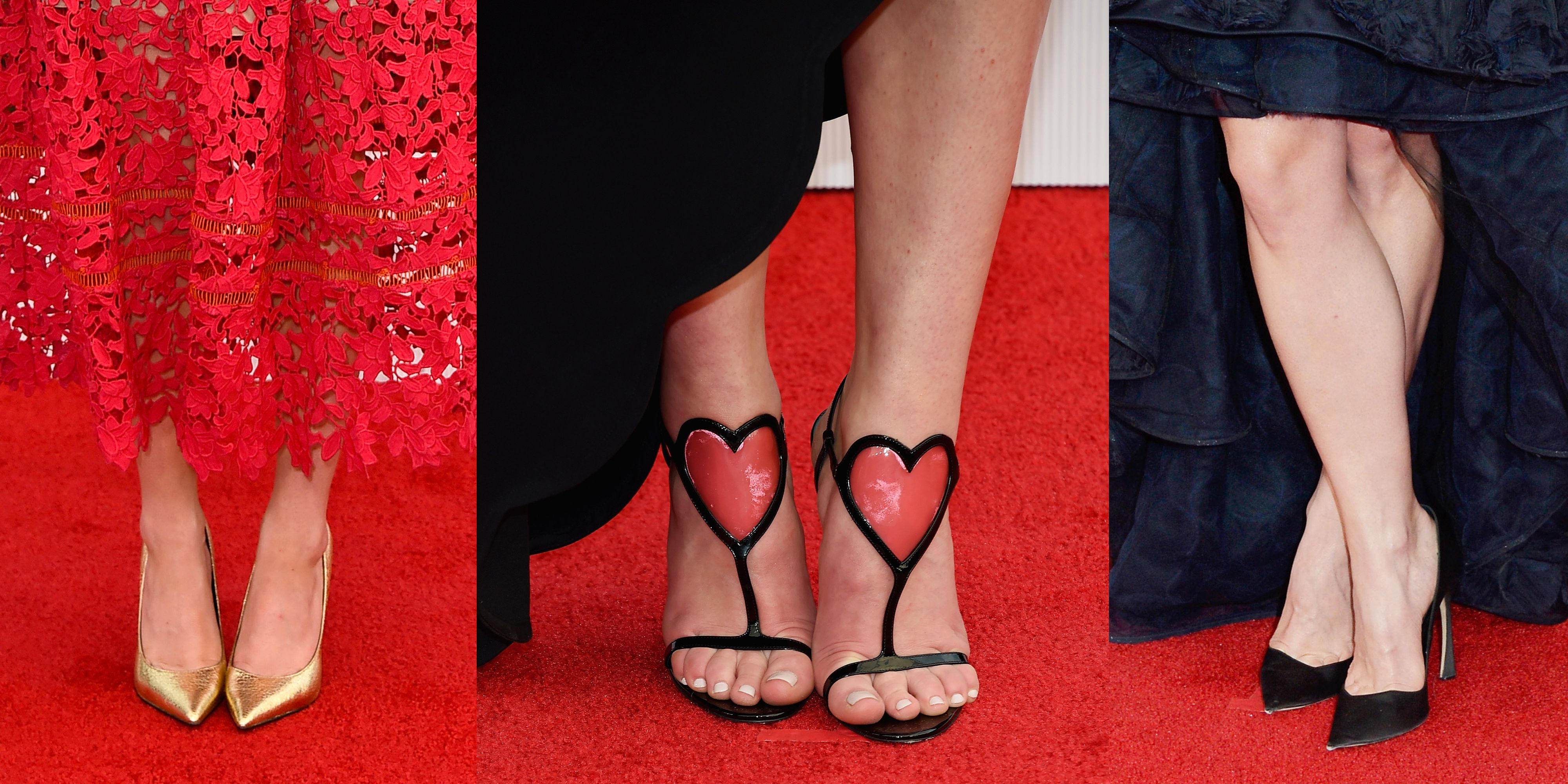 Shoes Red Carpet