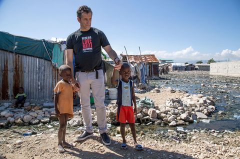 Kenneth Cole's New Collaboration Is Helping to Rebuild Haiti