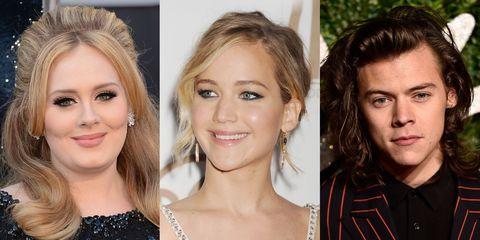 Hair, Face, Head, Nose, Eye, Smile, Lip, Hairstyle, Chin, Eyelash,