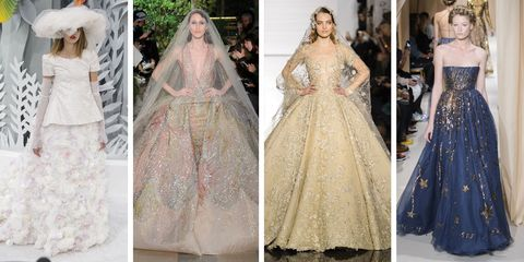 The 10 Dreamiest Dresses from Couture Week