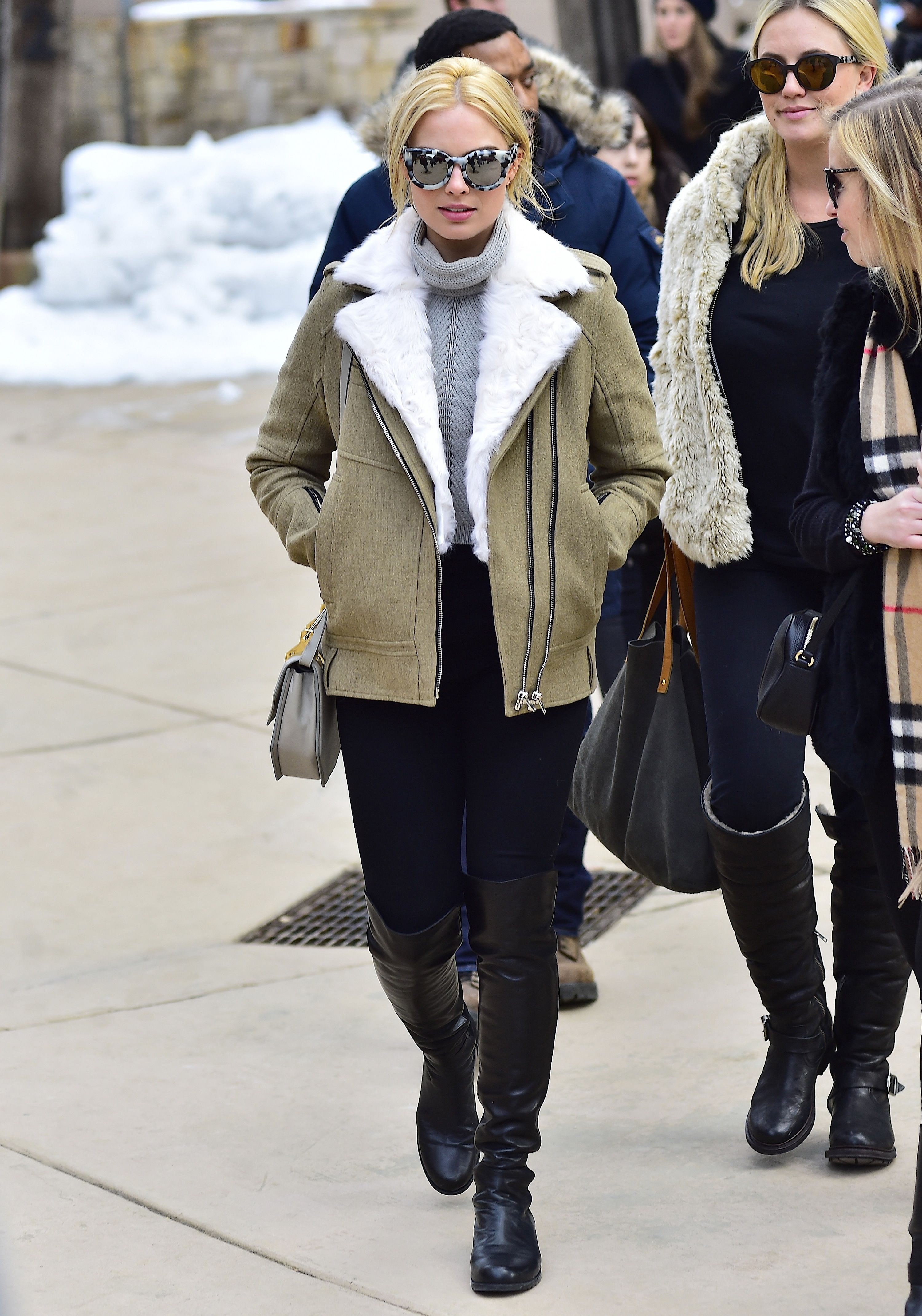 Celebrities at Sundance Show Off Their Chic Winter Style: Rooney Mara, Nicole Kidman,More recommendations