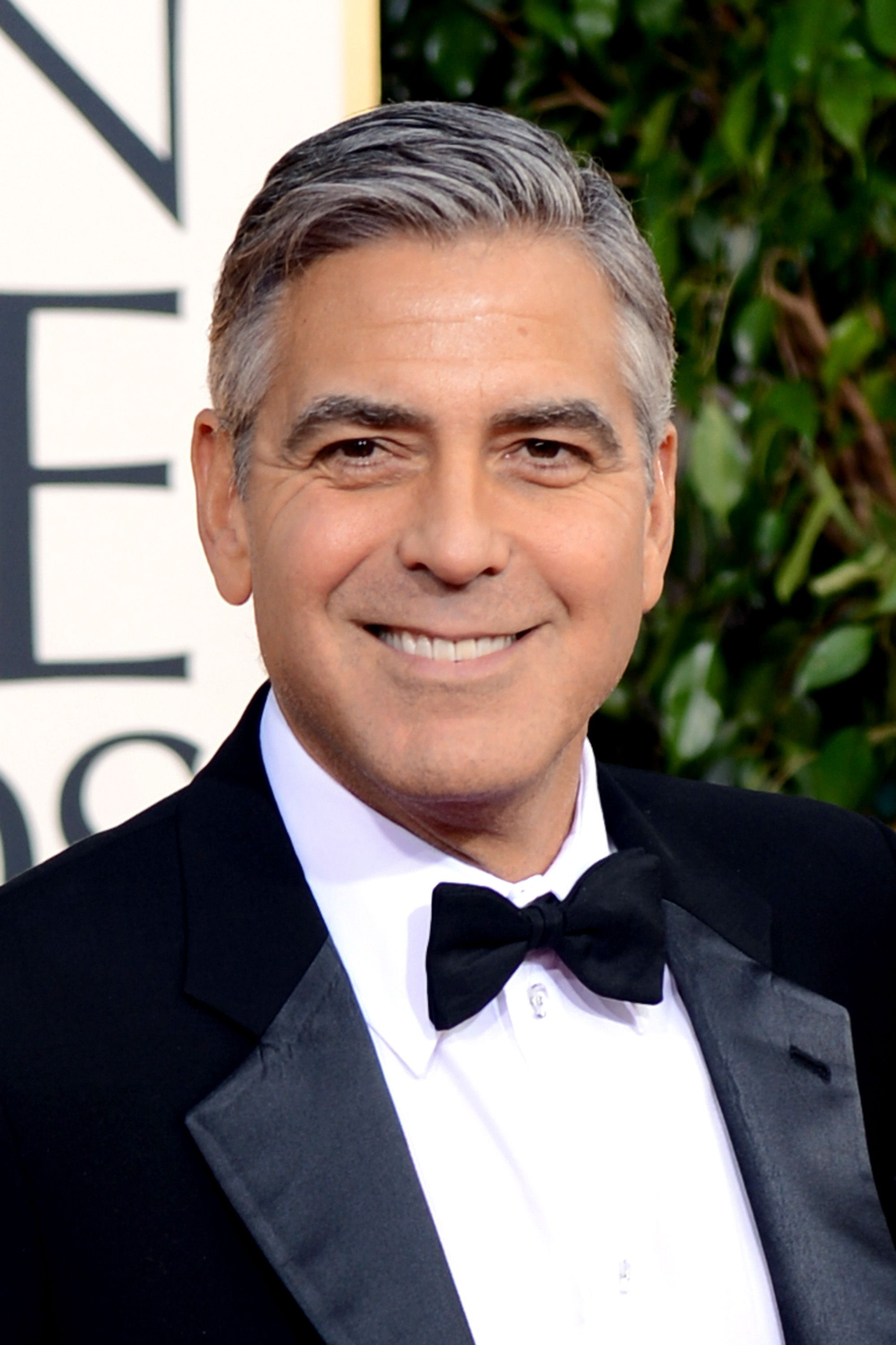 BEVERLY HILLS, CA - JANUARY 13:  Actor George Clooney arrives at the 70th Annual Golden Globe Awards held at The Beverly Hilton Hotel on January 13, 2013 in Beverly Hills, California.  (Photo by Jason Merritt/Getty Images)