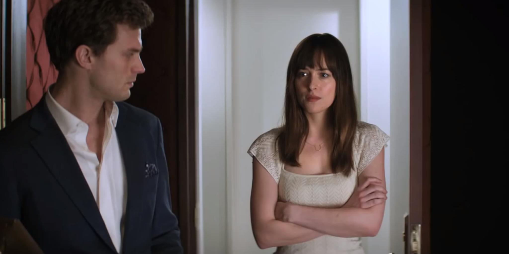Fifty Shades Of Grey Playroom Scene Watch Fifty Shades Of Grey Scene