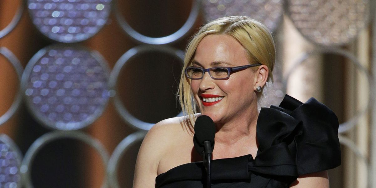 Patricia Arquette BAFTAs - Sexism in Hollywood