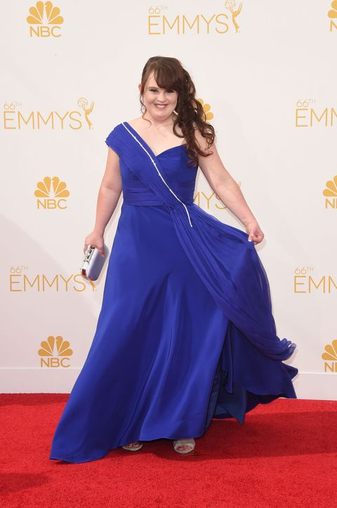 blue, shoulder, flooring, textile, dress, formal wear, style, carpet, fashion accessory, electric blue,