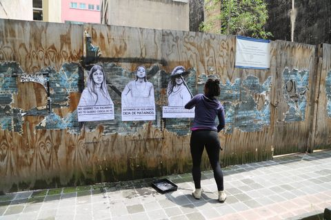 A Kickass New Project Is Shedding Light on Street Harassment