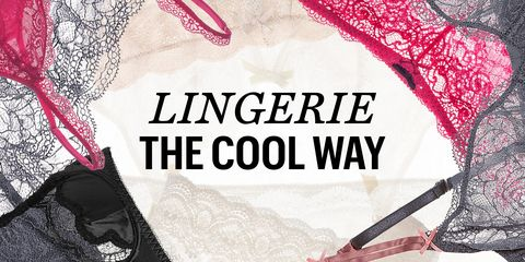 Cool Lingerie You'll Actually Want to Keep After V-Day