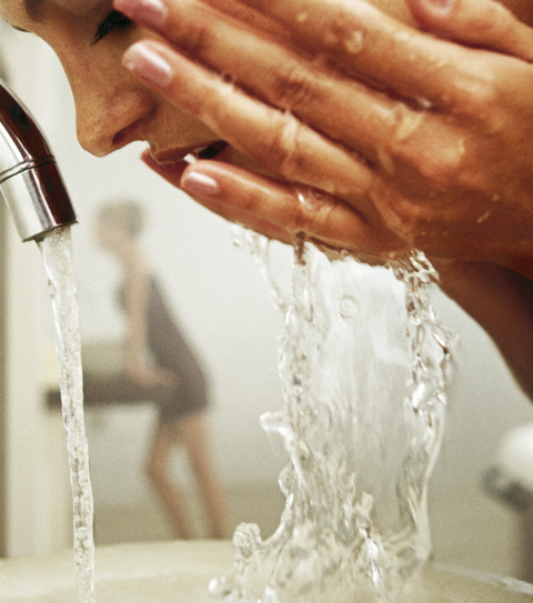 The 6 Biggest Face-Washing Offenses You Can Make