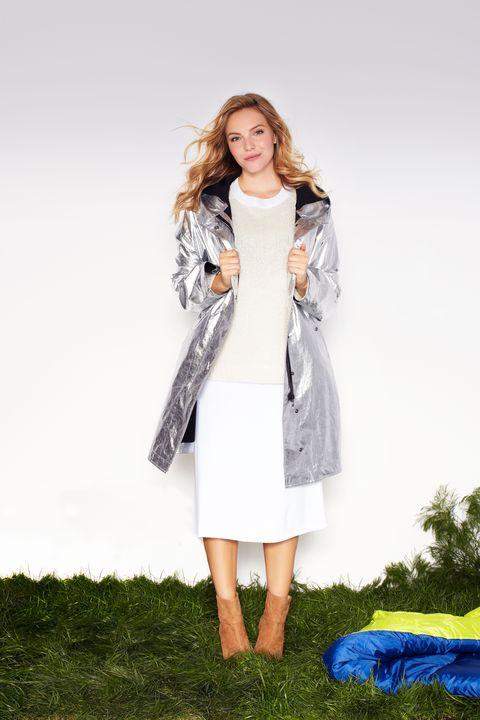 Clothing, Sleeve, Shoulder, Textile, Outerwear, Bag, Style, Dress, Street fashion, Fashion,