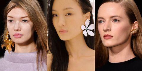 single earring trend