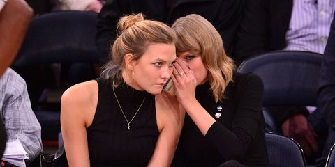 7 Times Taylor Swift and Karlie Kloss Looked Adorably Diabolical
