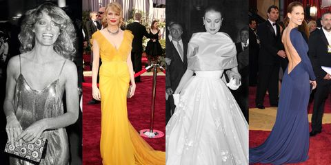 The Best Oscars Red Carpet Moments of All Time