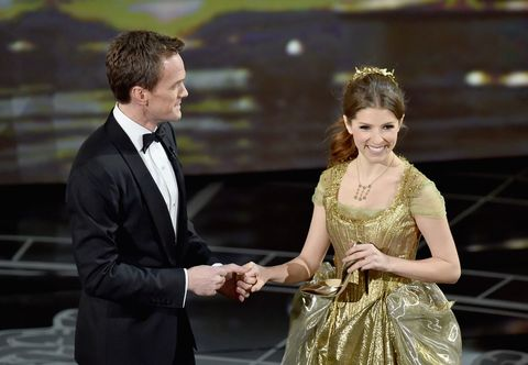 Anna Kendrick Already Stole the Show at This Year's Oscars