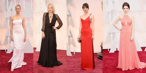 Nina Garcia's Favorite Looks from the Oscars Red Carpet