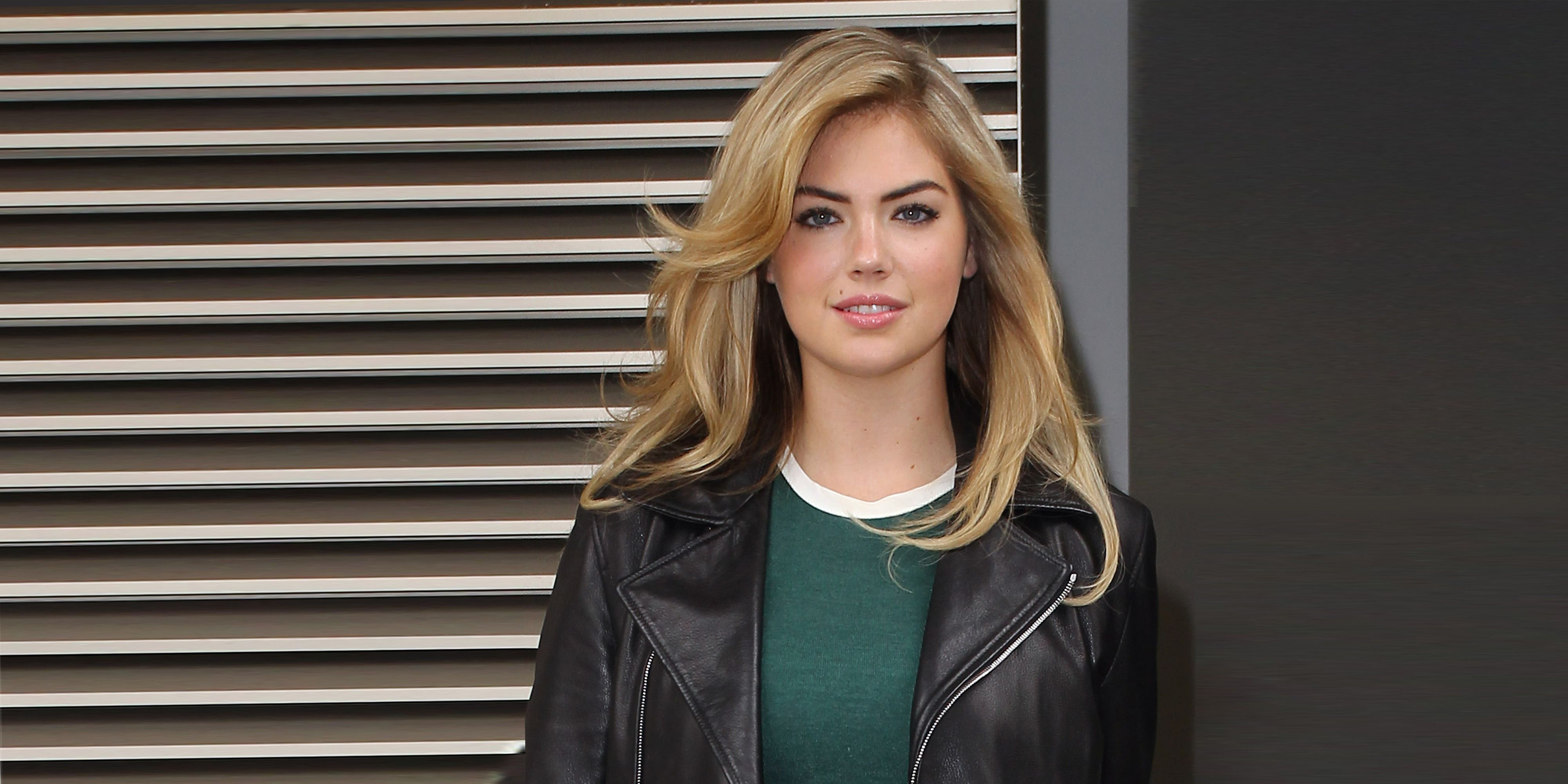 Kate Upton Shares All The Intimate Details Of Her Beauty Routine
