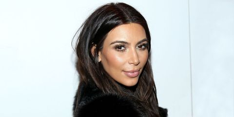 Kim Kardashian Only Washes Her Hair Once Every 5 Days